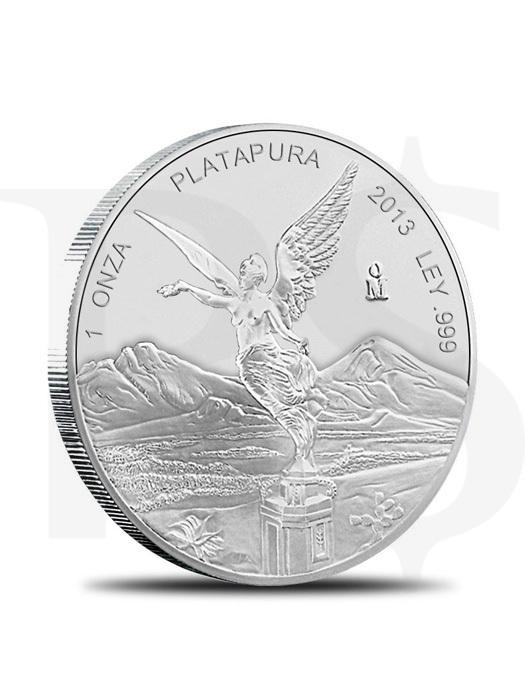 2013 Mexican Libertad 1 oz Silver Coin