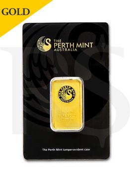 Perth Mint 20 gram Gold Bullion Bar