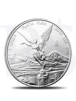 2015 Mexican Libertad 1 oz Silver Coin