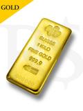 PAMP Suisse 1 Kilo Casting 999 Gold Bar