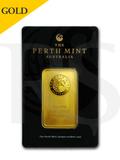 Perth Mint 1 oz (31.1g) 999 Gold Bar