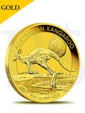 2015 Perth Mint Kangaroo 1oz 9999 Gold Coin