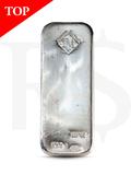Johnson Matthey Silver Bar 100 oz (JM Bar)