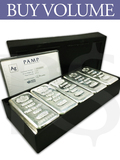 PAMP Suisse Silver Kilo Bar Monster Box (15 kg)