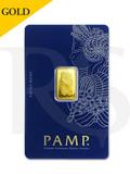 PAMP Suisse Lady Fortuna 2.5 gram Gold Bar (Veriscan®)