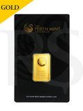 Perth Mint 10 gram 999 Gold Bar