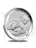 2012 Perth Mint Koala 1 oz Silver Coin