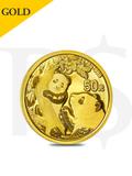 2021 Chinese Panda 3 gram 999 Gold Coin