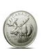 Canadian Wildlife Series: Moose 1oz Silver Coin