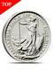 2017 1 oz Silver Britannia (20th Anniversary)