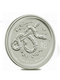 2013 Perth Mint Lunar Snake 1 oz Silver Coin