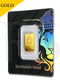 Scottsdale Certi-Lock 5 gram .9999 Gold Bar
