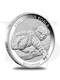 2012 Perth Mint Koala 1 oz Silver Coin (With Capsule)