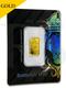 Scottsdale Certi-Lock 2 gram .9999 Gold Bar