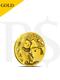 2021 Chinese Panda 1 gram 999 Gold Coin